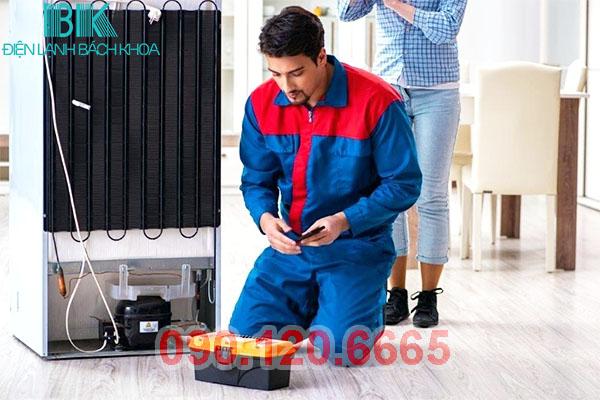 Dịch vụ sửa tủ lạnh Hitachi tại nhà