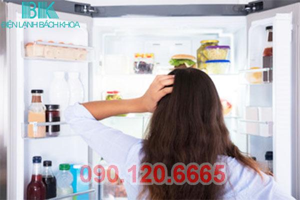 nguyên nhân tủ lạnh samsung không lạnh