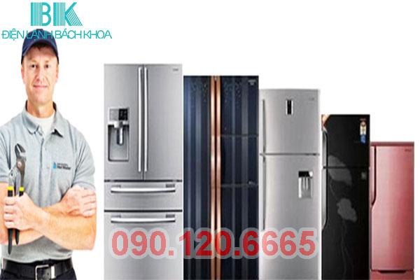 Sửa tủ lạnh Samsung ở đâu uy tín
