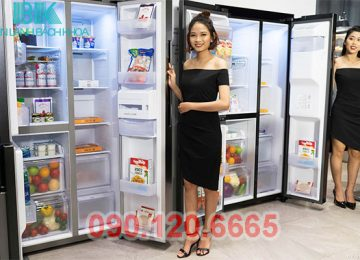 Sửa Tủ Lạnh Side By Side Tại Nhà Uy Tín Ở Đâu Hà Nội?