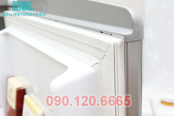 tủ lạnh panasonic bị hỏng zoăng