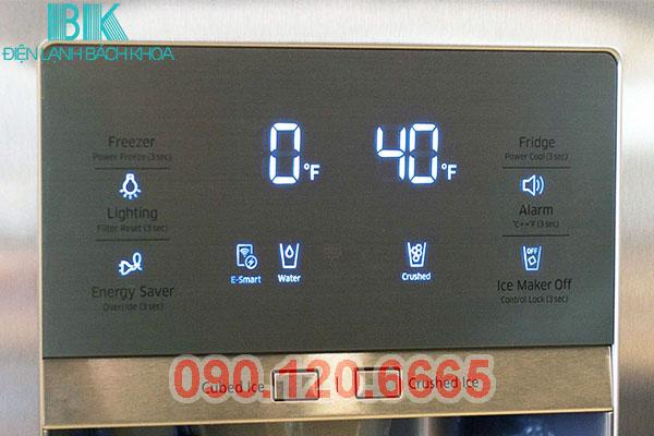tủ lạnh samsung bị lỗi mã