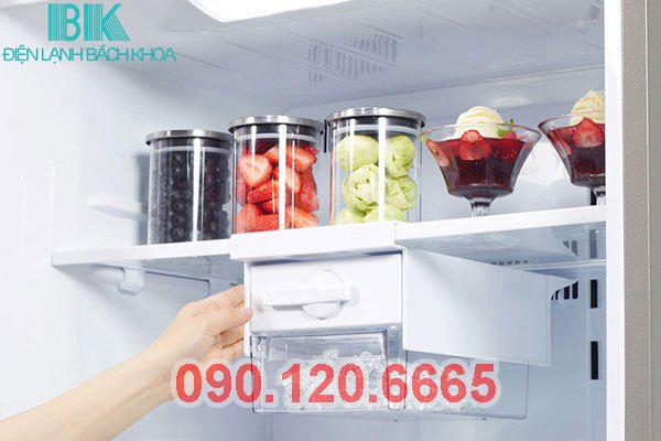 Tủ Lạnh Hitachi Không Đông Đá 02