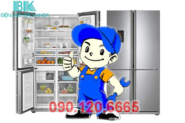Bảng mã lỗi tủ lạnh Hitachi 3