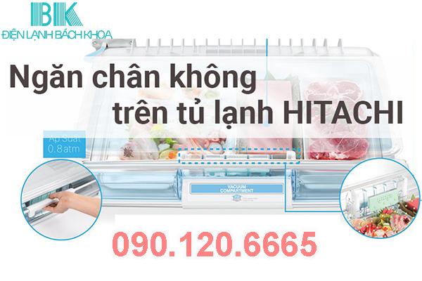 Ngăn Chân Không Tủ Lạnh Hitachi Có Bảo Quản Được Thực Phẩm Không?