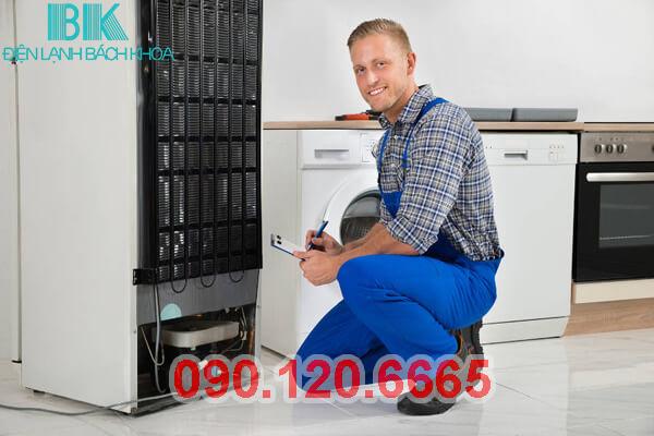 trung tâm Bảo Hành Tủ Lạnh Hitachi 4