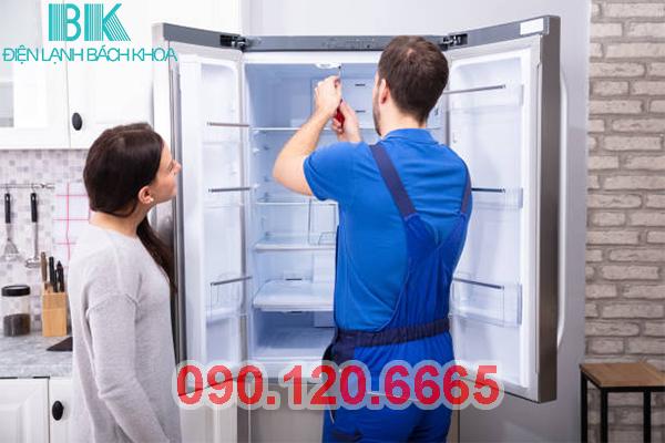 tủ lạnh Hitachi không xả đá 4