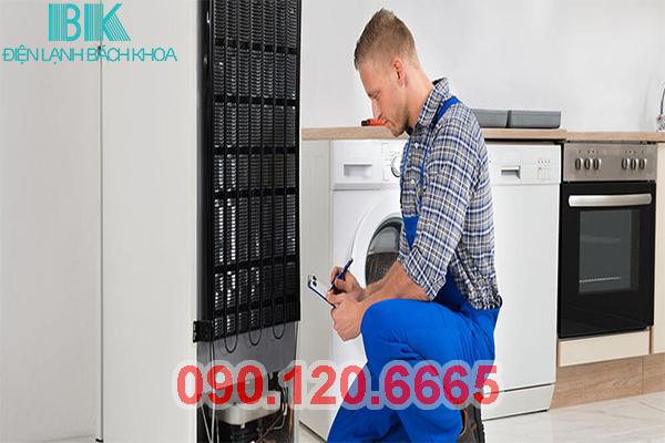 sửa tủ lạnh Hitachi tại Hà Đông 1