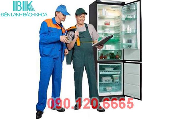 sửa tủ lạnh Hitachi tại Hà Đông 3