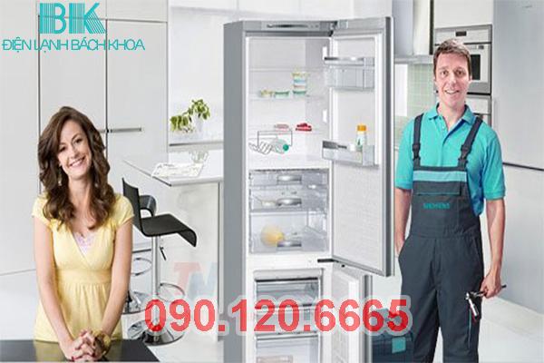 sửa tủ lạnh Hitachi tại Hà Đông 4