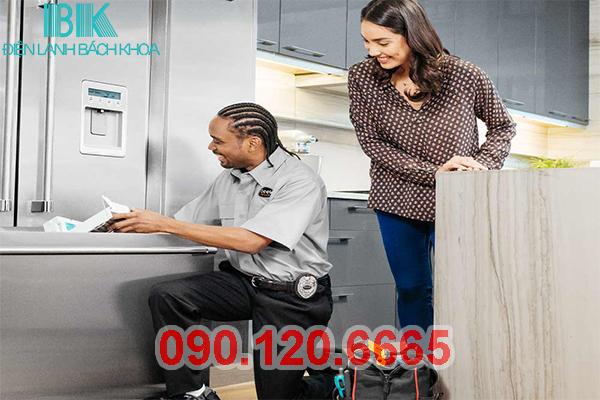 Sửa Tủ Lạnh Hitachi Tại Quận Hoàn Kiếm 3