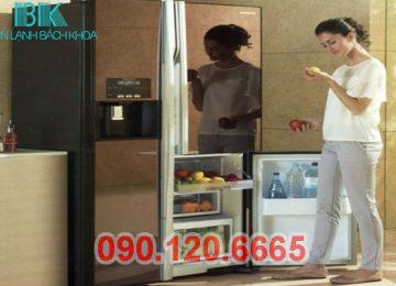 Trung tâm sửa chữa tủ lạnh Hitachi xin kính chào quý khách. Chúng tôi chuyên cung cấp dịch vụ sửa tủ lạnh Hitachi tại quận Hoàn Kiếm. Với đội ngũ nhân viên kỹ thuật có tay nghề cao, được đào tạo chuyên nghiệp và bài bản, có kinh nghiệm lâu năm trong nghề và có thể sữa được tất cả các loại tủ lạnh, đặc biệt là dòng tủ lạnh Hitachi.