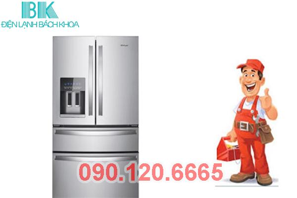 Sửa Tủ Lạnh Hitachi Tại Quận Hoàn Kiếm 6