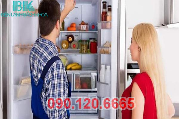 sửa tủ lạnh Hitachi tại Mỹ Đình 3