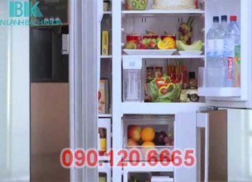 Trung tâm sửa tủ lạnh Hitachi tại Mỹ Đình xin kính chào quý khách. Hiện nay, khu đô thị Mỹ Đình đang trên đà phát triển mạnh. Dân cư ở khu đô thị cũng đông đúc, kèm theo đó là nhiều dịch vụ cũng phát triển theo nhu cầu của dân trí. Một trong những dịch vụ không thể thiếu đó là dịch vụ Sửa tủ lạnh Hitachi tại Mỹ Đình. Bởi vì tủ lạnh cũng giống như những chiếc siêu thị mini vậy, giúp cho các bà mẹ nội trợ tích trữ và bảo quản thực phẩm được tươi ngon hơn. Nhưng bỗng một ngày nào đó tủ lạnh nhà bạn gặp phải các vấn đề như: tủ mất lạnh, tủ bị chảy nước, tủ bị hỏng đèn….. thì quý khách đừng lo lắng mà hãy nhấc máy lên và liên hệ cho trung tâm Sửa tủ lạnh Hitachi tại Mỹ Đình theo số Hotline 090.120.6665 để được chăm sóc khách hàng tốt nhất