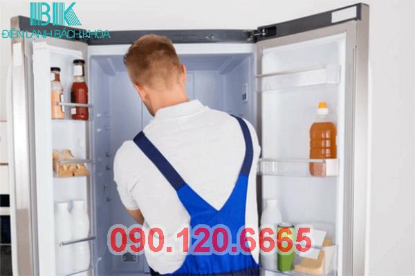 sửa tủ lạnh Hitachi tại Mỹ Đình 6