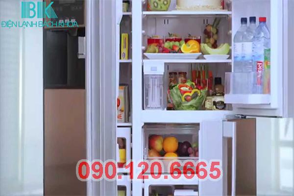 Sửa tủ Lạnh Hitachi Tại Mỹ Đình
