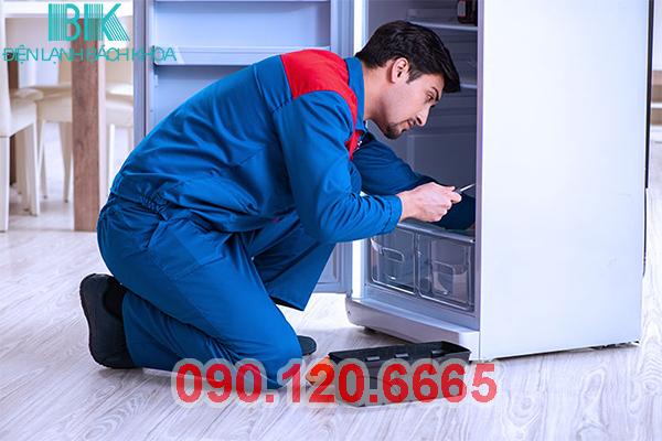 Sửa tủ lạnh tại Hitachi tại quận Long Biên 1