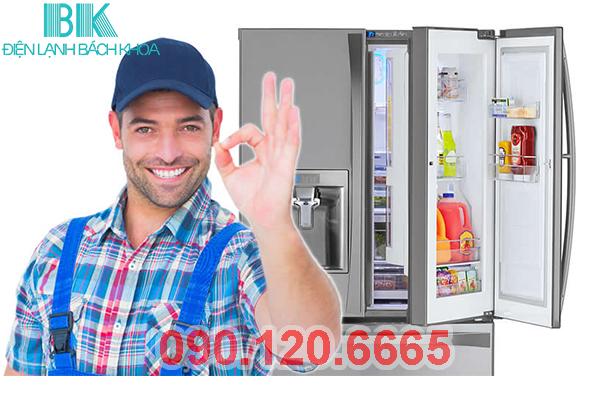 Sửa tủ lạnh tại Hitachi tại quận Long Biên 7