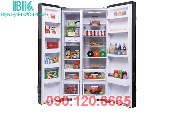 Sửa Tủ Lạnh Hitachi Tại Hoàng Mai 1