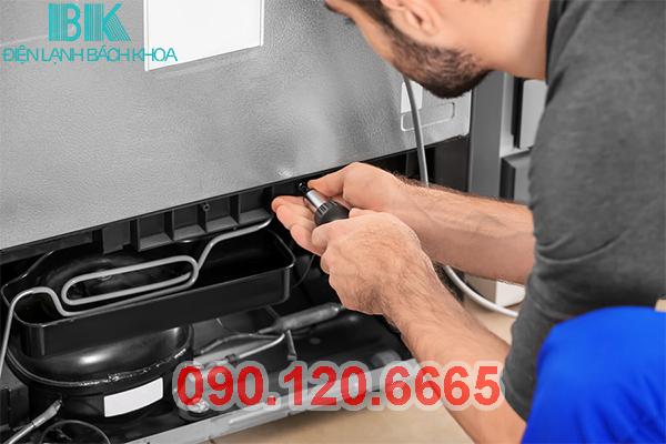 Sửa Tủ Lạnh Hitachi Tại Hoàng Mai 3