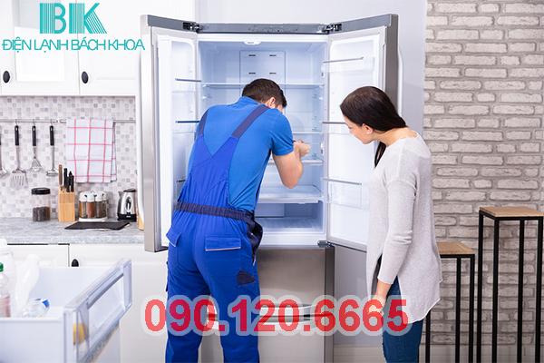Sửa Tủ Lạnh Hitachi Tại Hoàng Mai 5