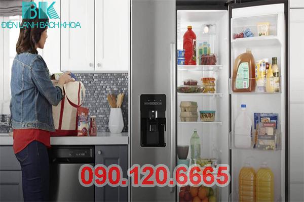 Sửa Tủ Lạnh Hitachi Tại Hoàng Mai
