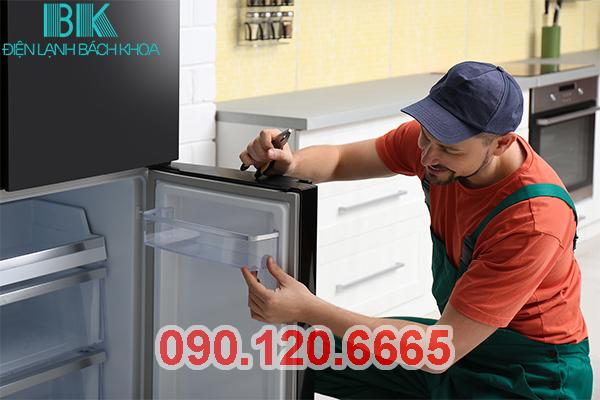 Sửa Tủ Lạnh Samsung Không Đông Đá 1