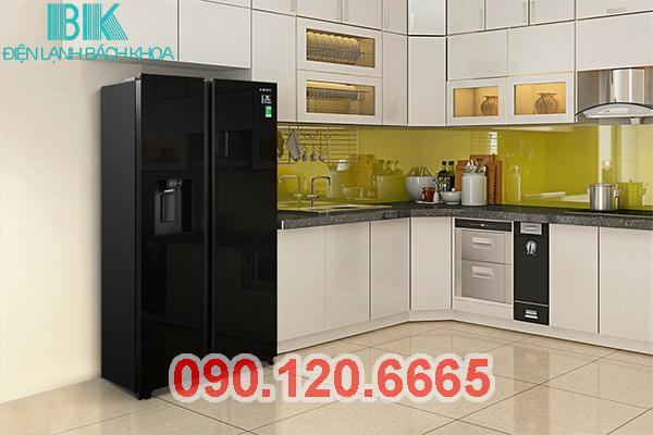 Sửa Tủ Lạnh Samsung Không Đông Đá